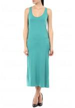 Druguay Maxi kjole (Teal)
